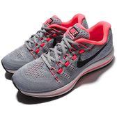 【五折特賣】Nike 慢跑鞋 Wmns Air Zoom Vomero 12 灰 粉紅 白底 避震穩定 運動鞋 女鞋 【PUMP306】 863766-002
