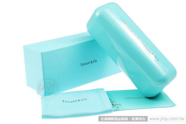 Tiffany&CO.太陽眼鏡 TF4082 80013C (黑) 奢華經典女款 # 金橘眼鏡