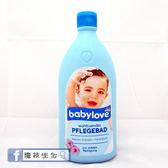 德國DM藥妝店熱銷款~baby love-寶貝愛舒膚沐浴露/嬰兒沐浴露 1000ml