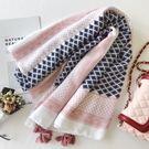 新款時尚棉質柔軟絲巾圍巾 文藝空調披肩 防曬披肩56