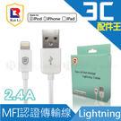 Rui Li 蘋果MFI認證Lightning充電傳輸線