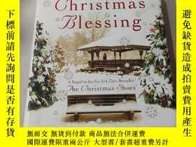 二手書博民逛書店The罕見christmas Blessing:聖誕的祝福Y212829