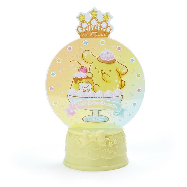【震撼精品百貨】Pom Pom Purin_布丁狗~Sanrio 布丁狗聖誕亮光雪球擺飾#65923