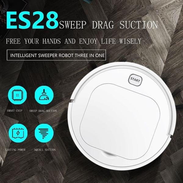 ES28 Smart Sweep Drag an