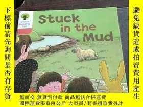 二手書博民逛書店STuck罕見in the mud陷在泥裏Y384707