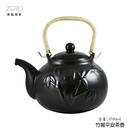原點居家創意 台灣製造 竹報平安陶瓷燒水...