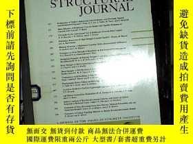 二手書博民逛書店STRUCTURAL罕見JOURNAL 2006 2Y18089