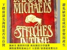 二手書博民逛書店英文原版《罕見Stitches in Time 》 Barbar