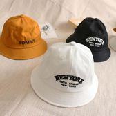 兒童漁夫帽1-4歲潮男寶寶女童盆帽夏天涼帽薄款春秋嬰兒太陽帽子