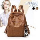 後背包 獨立自主大口袋後背包-Joanna Shop