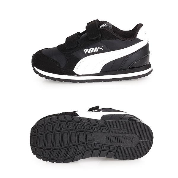 PUMA ST Runner v2 NL V  Inf 男女小童復古慢跑鞋(慢跑 童鞋≡體院≡