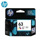 HP F6U61AA NO.63 彩色墨水匣