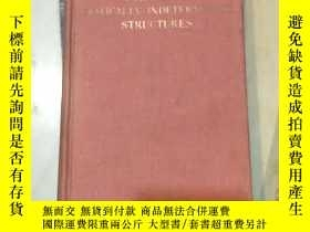 二手書博民逛書店Analysis罕見of Statically Indeterminate StructuresY13580