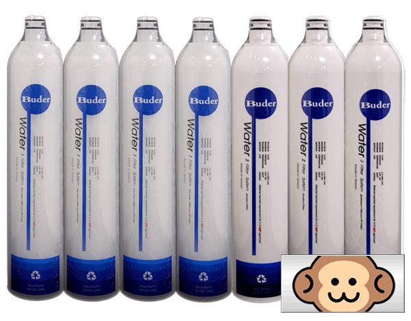 【Banana Water Shop】普德長江Buder拋棄式濾心一年份豪華組合(7入裝){ RO-1101/RO-1102/RO-1103 }