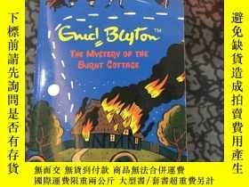 二手書博民逛書店Mystery罕見of the Burnt Cottage 英文原版新書價 Y288507 請看圖 請看圖