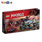 玩具反斗城 樂高 LEGO 70639 NJSTREET RACE OF SNAKE JAGUAR