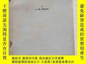 二手書博民逛書店ELECTRONS罕見IN METALS金屬中的電子【英文版16