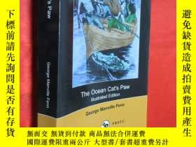 二手書博民逛書店The罕見Ocean Cat s Paw (Illustrate