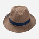 率性紳士草編帽|遮陽帽 可折疊 遮陽帽 ...