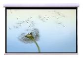 [卡瑪斯投影機銀幕]120吋4:3 壁掛手拉投影布幕 席白下拉式投影幕 一年原廠保固 含稅含運