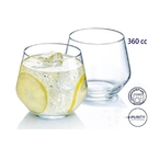 法國Luminarc樂美雅Arc ARCOROC 羅亞水杯 360cc水杯 飲料杯 果汁杯 玻璃杯
