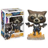 【 Funko 】 POP!系列 Q版公仔 MARVEL 復仇者聯盟:星際異攻隊 火箭浣熊╭★ JOYBUS玩具百貨
