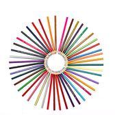 618大促文具72色彩鉛繪畫學生用手繪初學者彩色鉛筆填色用秘密花園涂鴉涂色繪畫素描彩鉛套裝