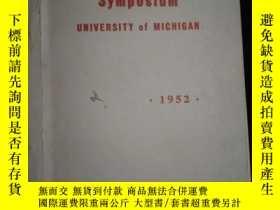 二手書博民逛書店Heat罕見Transfer Symposium INIVERSITY of MICHIGANY16149