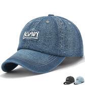 新款男士帽子牛仔棒球帽戶外遮陽鴨舌帽
