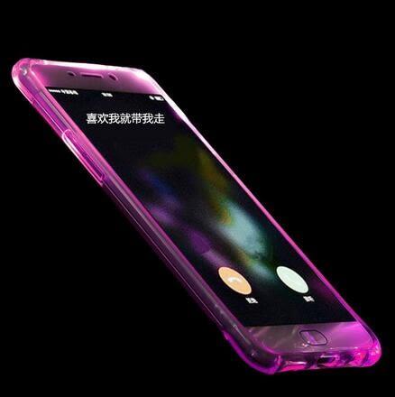 【SZ62】oppo a59s手機殼tpu軟殼來電閃a59透明手機套a59s矽膠軟殼A59M防摔男女款