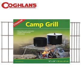 丹大戶外【Coghlans】加拿大 CAMP GRILL 烤肉架網 8775