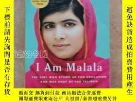 二手書博民逛書店I罕見Am Malala: The Girl Who Stood