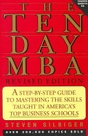 二手書 Ten-day MBA, The, Rev.: A Step-By-step Guide To Mastering The Skills Taught In America s Top Bu R2Y 0688137881