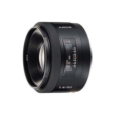 SONY 50mm F1.4 數位單眼相機鏡頭 SAL50F14