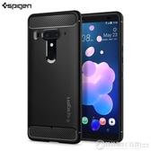 韓國Spigen htc u12  手機殼plus防摔磨砂軟硅膠保護套u12新款全包邊透明  圖拉斯3C百貨