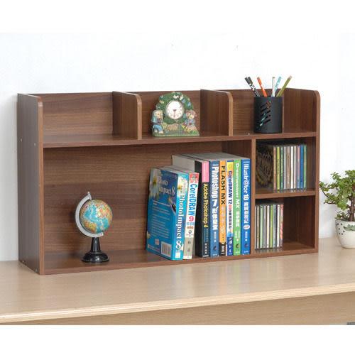 書架 桌上型 【收納屋】桌上型書架-二色可選&DIY組合傢俱