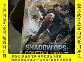 二手書博民逛書店Shadow罕見Ops: Control PointY15389