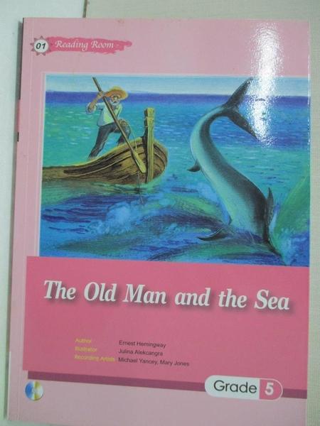 【書寶二手書T1/原文小說_BIV】The Old Man and the Sea_Ernest Hemingway