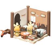 小熊學校 BANDAI 組裝模型 小熊學校 雙胞胎的房間套組
