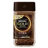 雀巢金牌咖啡罐裝深焙風味120g【愛買】