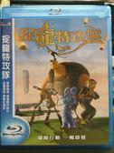 挖寶二手片-Q00-624-正版BD【捉龍特攻隊】-藍光動畫