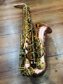 凱傑樂器 KJ VI NING 92 紅銅合金 金鍵 包管 薩克斯風 ALTO 中音 台製