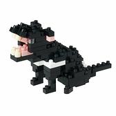 《 Nano Block 迷你積木 》NBC-248 袋獾 / JOYBUS玩具百貨