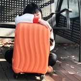 韓版小清新行李箱女小型拉桿箱萬向輪旅行箱網紅密碼箱20/24/28寸