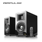EDIFIER AIRPULSE A100 2.0聲道 藍牙喇叭音響 (黑)