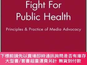 二手書博民逛書店預訂Fight罕見For Public Health: Principles & Practice Of Medi