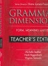 二手書R2YB《Grammar Dimensions 2 習作+教師版》 Sad