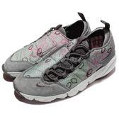 【五折特賣】Nike 休閒鞋 Air Footscape NM PREM QS 側綁鞋 灰白 櫻花 男鞋【PUMP306】 846786-002