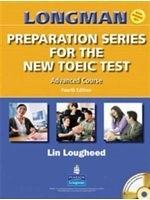 二手書Longman Preparation Series for the New TOEIC Test: Advanced Course (4 Ed./+CD/Answer Key/Script) R2Y 9861547193