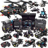 (超夯大放價)拼裝積木 積木男孩子6幻影忍者7智力8-10歲拼裝益智玩具12我的世界XW